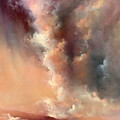 Storm Clouds Rising by Sally Seago
