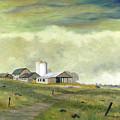 Storm Clouds by Tony Scarmato