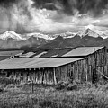 Storm In B And W by Gary Benson