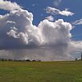 Storm Happening by John Norman Stewart
