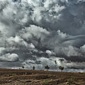 Storm Morocco by Chuck Kuhn
