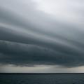 Storm Near Liberia by Brett Winn