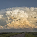Storm On The Horizon by Dan Leffel