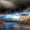 Storm On The Way by Mike Dunn
