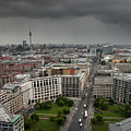 Storm Over Berlin by Geoff Smith