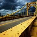 Storm Over Bridge by Nikki Wiser