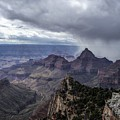 Storm Over Grand Canyon by NaturesPix