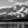Storm Over Lake Placid by Terri Morris