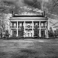 Storm Over Loyd Hall Plantation by Andy Crawford
