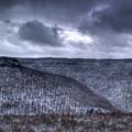 Storm Over The Mesa by Douglas Barnett