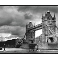 Storm Over Tower Bridge by Michael Fiorella
