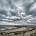 Storm Rolling In by Erika Fawcett