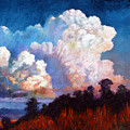 Storm Rolling In by John Lautermilch