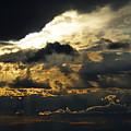 Storm Rolling In by Larry Ricker