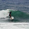 Storm Surfing by Pamela Walton