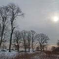 Storm Trilogy-two Harkness Memorial State Park by Geneva Renegar