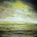 Stormsand Beach Textures No2yellow by Mike   Bell