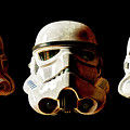 Stormtrooper 1-3 Weathered by Weston Westmoreland