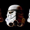 Stormtrooper 1-3 by Weston Westmoreland