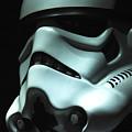 Stormtrooper Helmet by Micah May