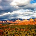 Stormwatch Arizona by Kurt Van Wagner