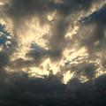 Stormy Clouds by Susanne Van Hulst