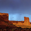 Stormy Desert by Chad Dutson
