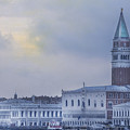 Stormy Evening In Venice by Carrie Kouri