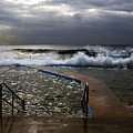 Stormy Morning At Collaroy by Avalon Fine Art Photography
