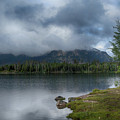 Stormy Morning At Dillon by Marie Leslie