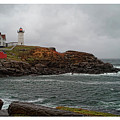 Stormy Nubble by Richard Bean