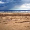 Stormy Nye Beach by Jerry Sodorff
