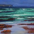 Stormy Ocean by Graham Gercken