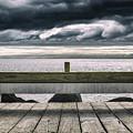 Stormy Ocean  by Russ Dixon