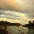 Stormy River by Dottie Dees