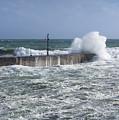 Stormy Seas by David Lichtneker