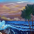 Stormy Seas by Ervin Sloan