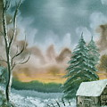 Stormy Sky by Jim Saltis
