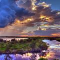 Stormy Sunrise by Rick Mann