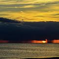 Stormy Sunset by Bradley Dever