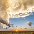 Stormy Sunset by Brandon Sullivan
