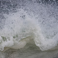 Stormy Surf by Robert Potts