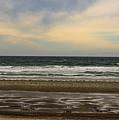 Stormy View Of Nantsaket Beach by Mike Poland