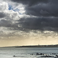 Stormy Whitley Bay by David Taylor