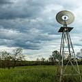 Stormy Windy Windmill by Jennifer White