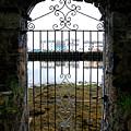 Stornoway Seaside Gate by Rasma Bertz