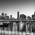 Story Bridge Brisbane by Charles King