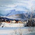 Stowe Valley Farm by Hanne Lore Koehler