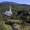 Stowe Vermont by Edward Fielding