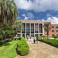 Stozier Library At Florida State University by Bryan Pollard